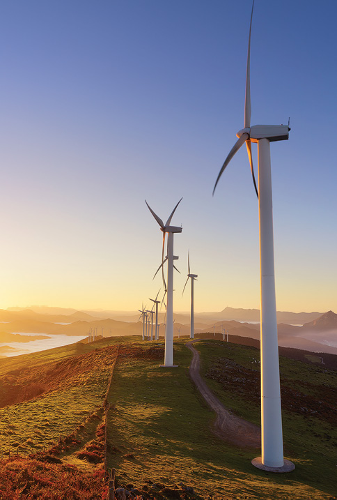 HPC and simulation is used, not only in the design of wind turbines, but to determine the best placement for them. Image: Thinkstock/Mimadeo